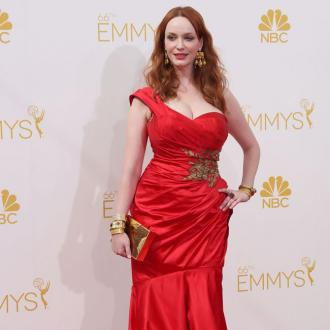 Christina Hendricks' confidence