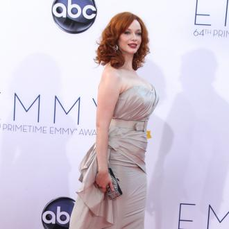 Christina Hendricks: Mad Men Influenced My Style