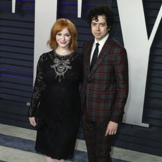 Christina Hendricks and Geoffrey Arend split