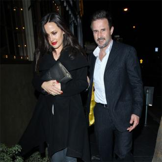 David Arquette Celebrates Engagement