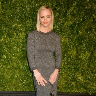 Christina Ricci is a 'make-up freak'