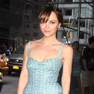 Christina Ricci is a serious fiancée