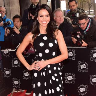 Christine Lampard Doesn't Care About Pregnancy Weight Gain