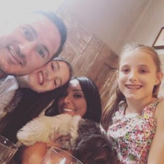 Christine Lampard's Step Daughters Are Excited About Baby News