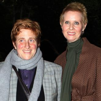 Cynthia Nixon had never kissed a woman