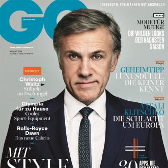 Christoph Waltz could spend a lifetime playing bad guys