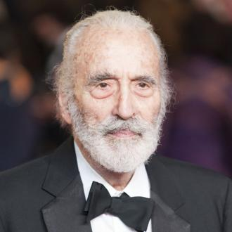Christopher Lee Releases Metal Album To Celebrate 92nd Birthday