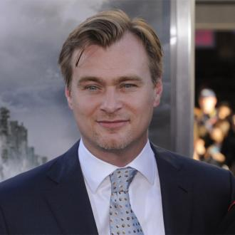 Christopher Nolan says he's perfectly suited to the Batman franchise