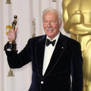 Christopher Plummer Won't Retire
