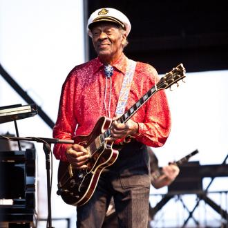 Chuck Berry punched Keith Richards after backstage row