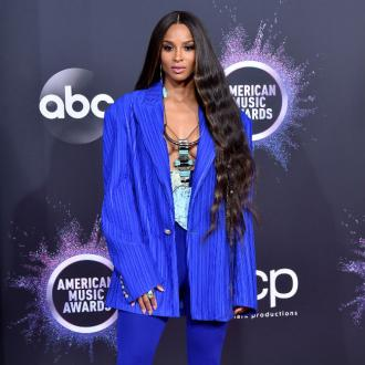 Ciara vows to shed baby weight