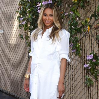 Ciara Wears Fiancé'S Clothes During Pregnancy