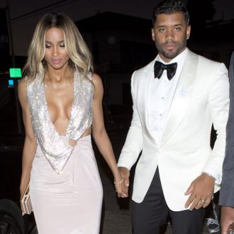 Ciara takes Russell Wilson's last name