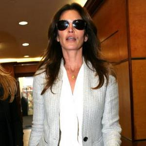 Cindy Crawford Teases Model Daughter