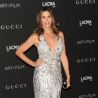 Cindy Crawford opens up about Versace catwalk show last month