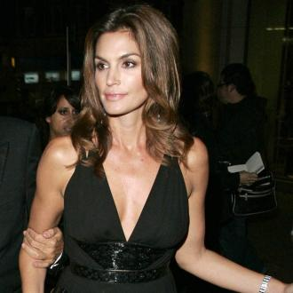 Cindy Crawford Celebrates Anniversary