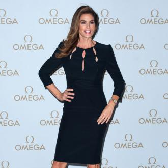 Cindy Crawford Is 'Happily Married' To Omega