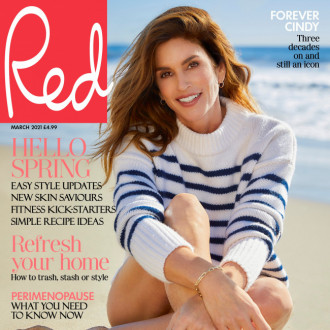 'Now my goal is to not get hurt': Cindy Crawford ditches 'tough workouts'