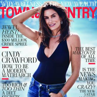 Cindy Crawford regrets being 'talked into' nude photos
