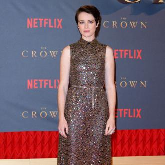 Claire Foy has been eating 'like a pig' amid lockdown