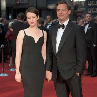Claire Foy's Husband Had Secret Brain Tumour