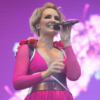 Claire Richards doesn't mind 'a bit of airbrushing'