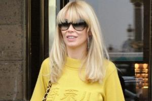 Claudia Schiffer Reaches Kid Limit