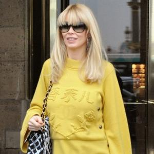 Claudia Schiffer's Cashmere Collection