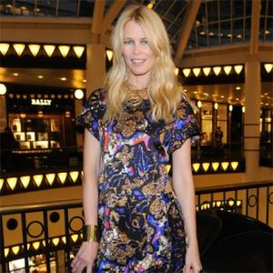 Claudia Schiffer Won't Return To The Runway