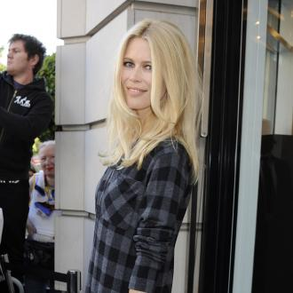 Claudia Schiffer will never change her hair