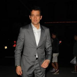 Clive Owen: Shadow Dancer Is Sensitive