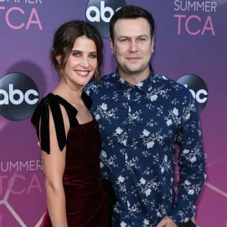 Cobie Smulders is 'lucky' to be married to Taran Killam