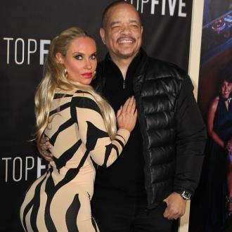 Ice T offers Coco Austin a 'good dinner' for birth