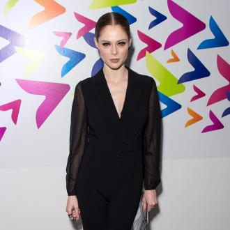 Coco Rocha told her friends about pregnancy on social media
