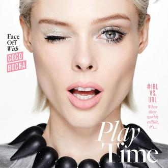 Coco Rocha: Social media has made fashion attainable