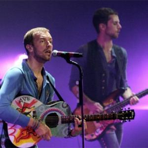 Coldplay's Fifth Album Near Completion