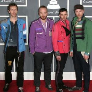 Coldplay Win Songwriting Award