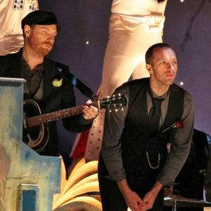 Coldplay's Hypnotic Recording Sessions