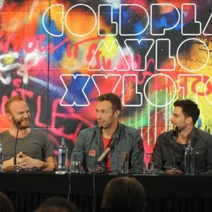 Coldplay Host Intimate London Show