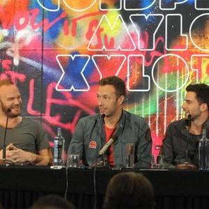 Coldplay To Close Paralympics