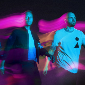 Coldplay back with new single Higher Power