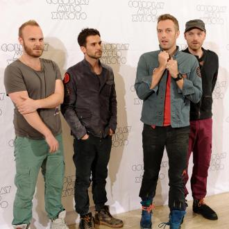 Coldplay Working On New Album