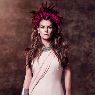 Coleen Rooney and Nadine Coyle in Game of Thrones style photoshoot