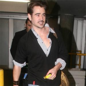 Colin Farrell Happy To Be Sober