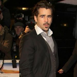 Colin Farrell Loves The Gym