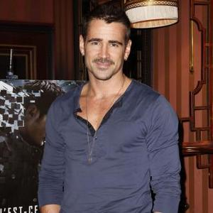 Colin Farrell's Tricky Kiss