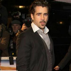 Colin Farrell Puts Sons First