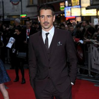 Colin Farrell mistaken for Colin Firth
