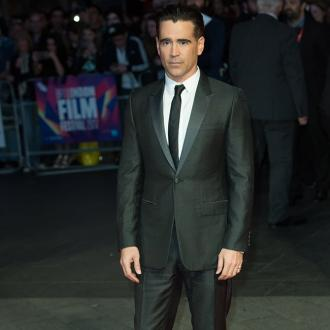 Colin Farrell says working with Tim Burton is a 'dream gig'