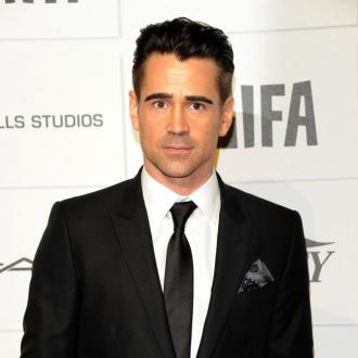 Colin Farrell's sons wanted him back to work